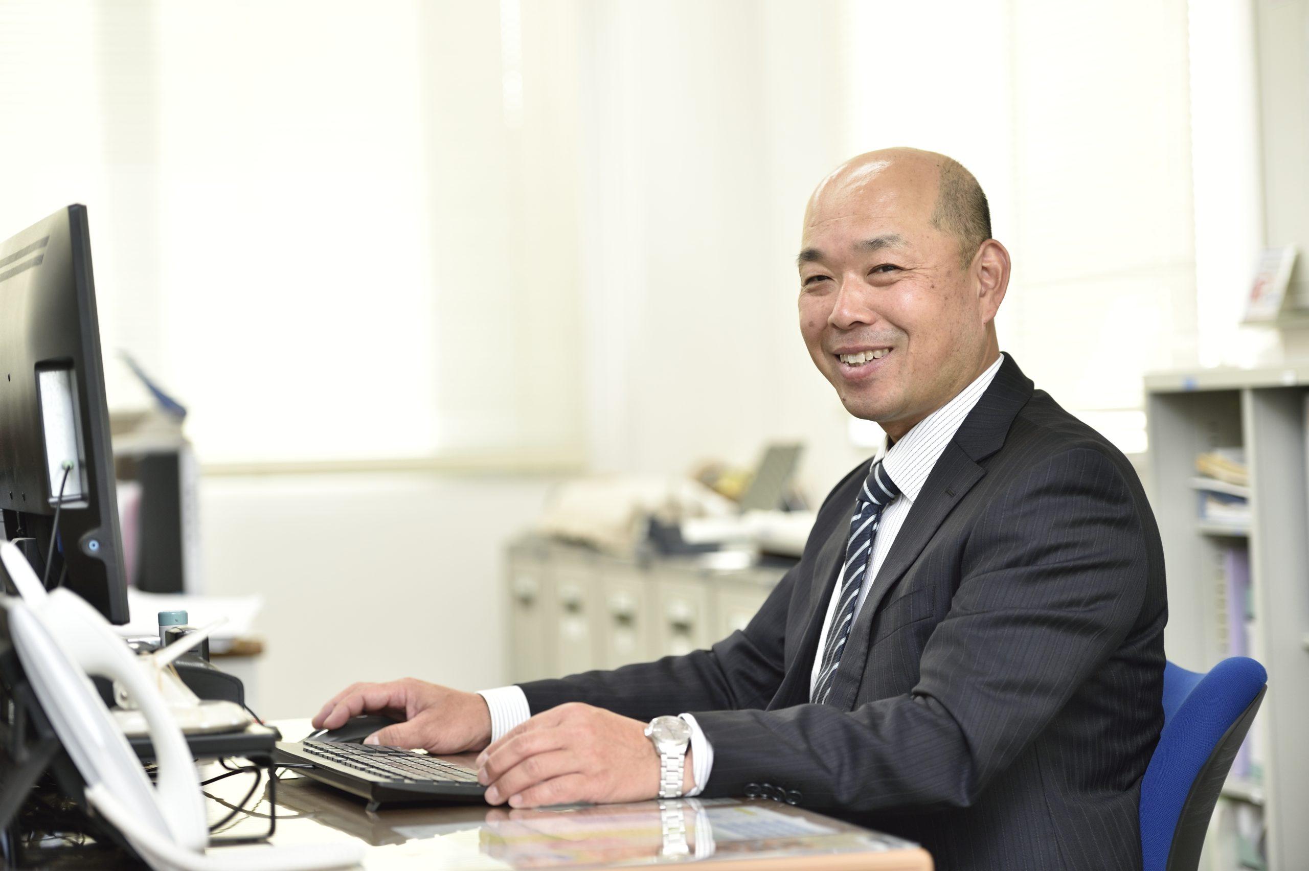 代表取締役 大森 薫